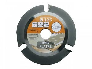 Толщина отрезного диска по металлу