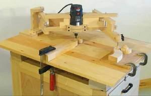 Фрезерный станок для дерева своими руками
