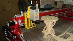 Фрезерные станки с чпу для деревообработки