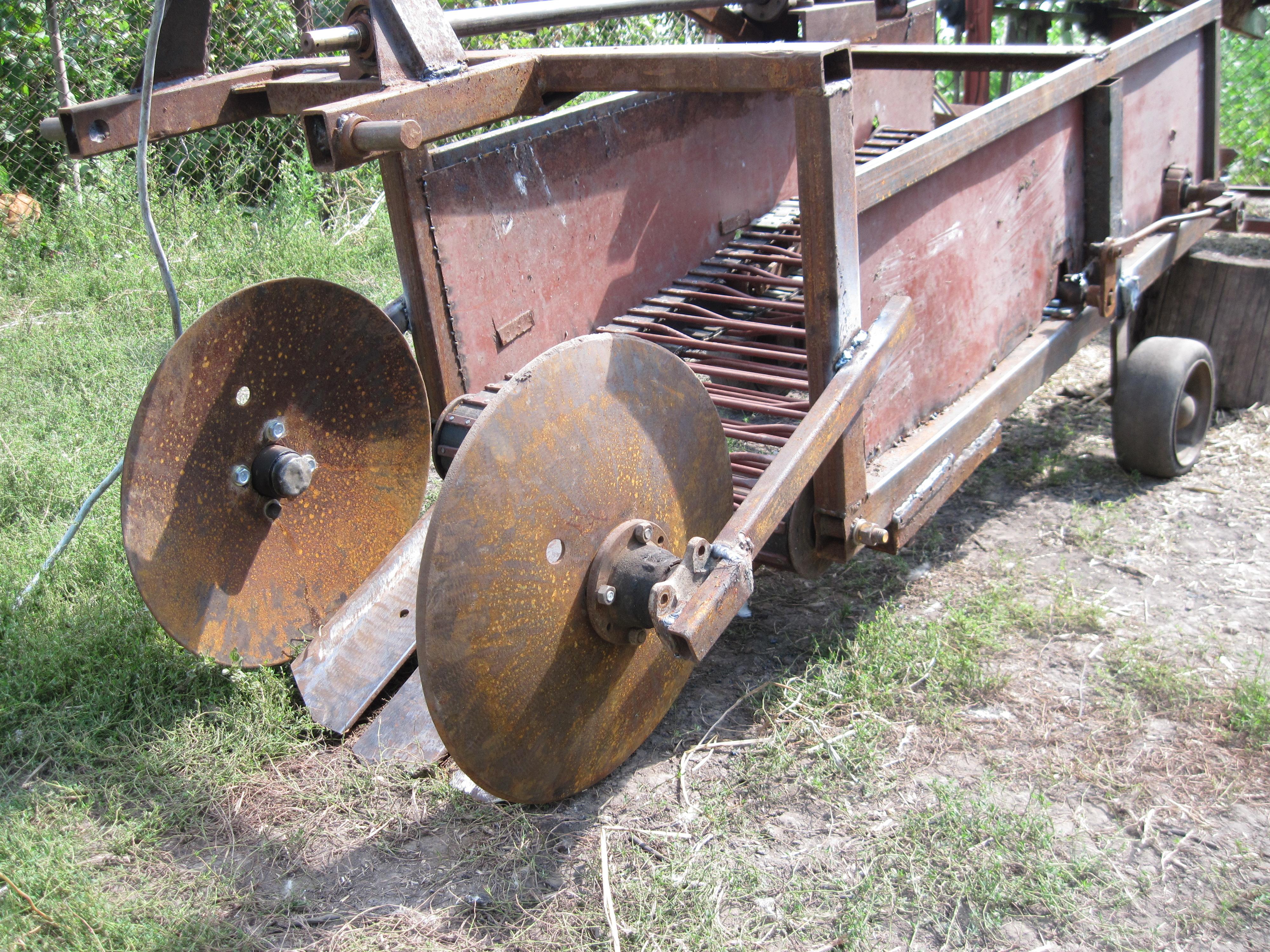 Навесное оборудование для тракторов мтз своими руками фото 553