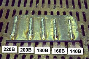 Какие металлы можно сварить