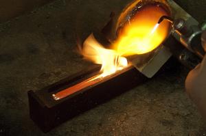 Техническое серебро температура плавления