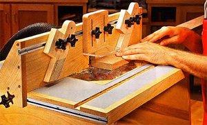Шаблоны для ручного фрезера по дереву