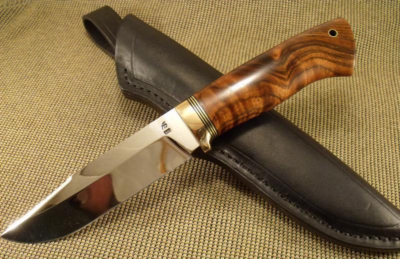 фото охотничьих ножей ручной работы подробно расскажем